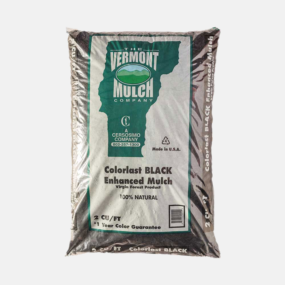 Alternate product image of Vermont Mulch Colorlast - Black mulch