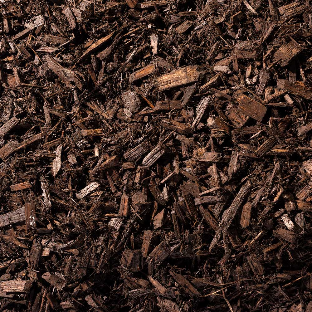 Alternate product image of Vermont Mulch Colorlast - Brown mulch