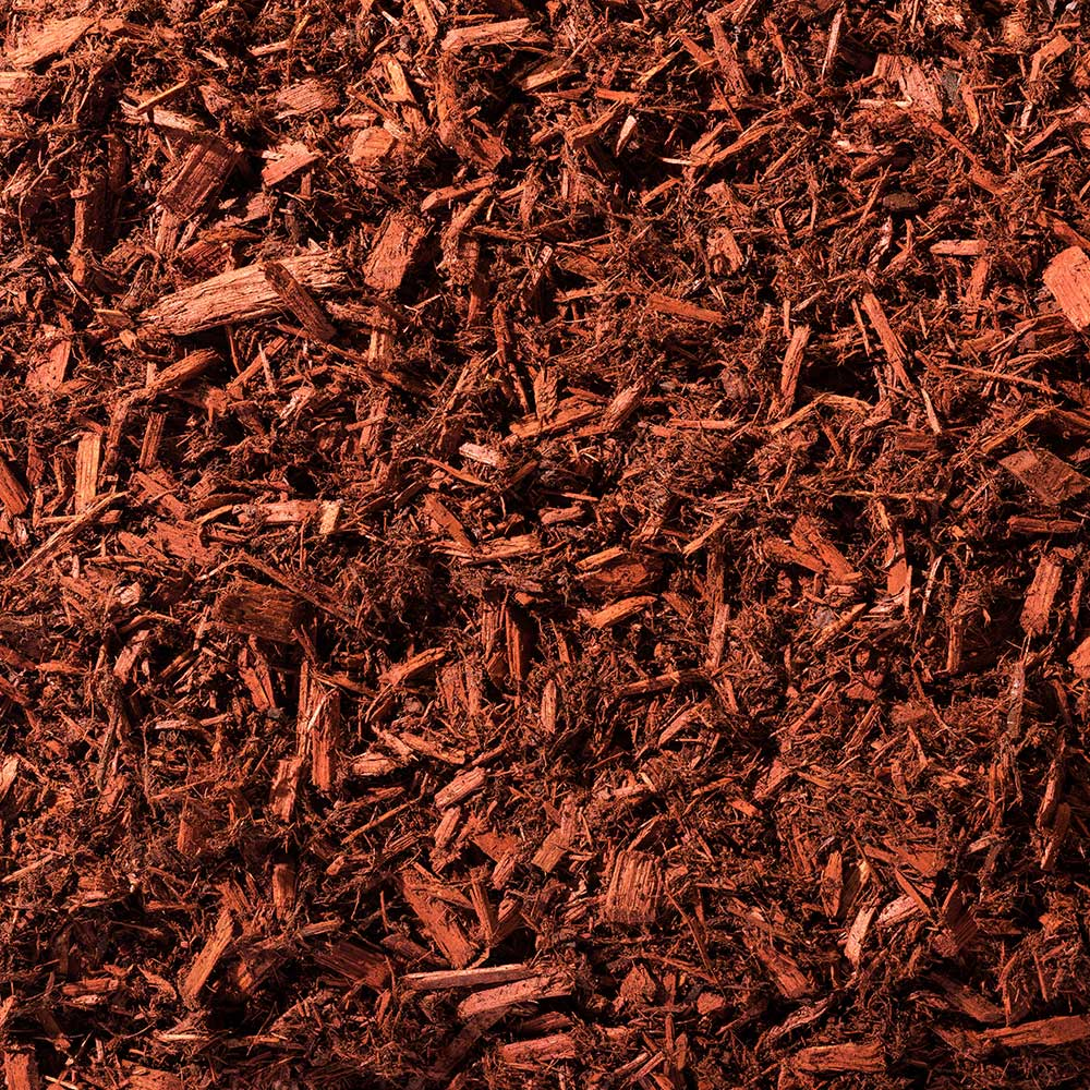 Alternate product image of Vermont Mulch Colorlast - Red mulch