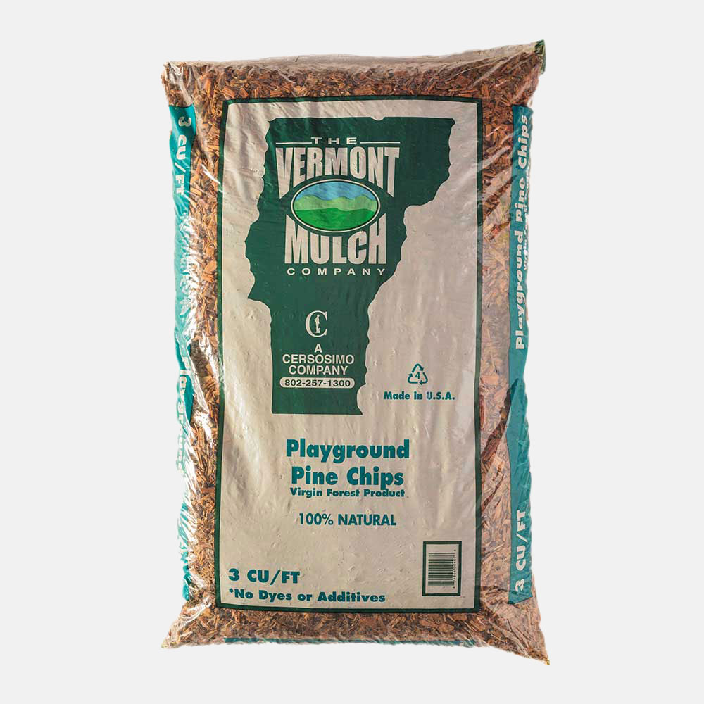 Alternate product image of Vermont Mulch Certified Playground Chips mulch